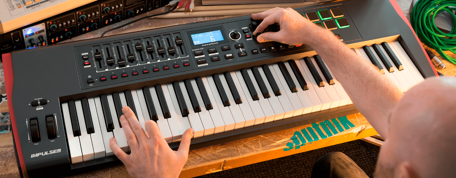 Best MIDI Keyboards for Logic Pro X Reviewed in Detail [Feb. 2020]