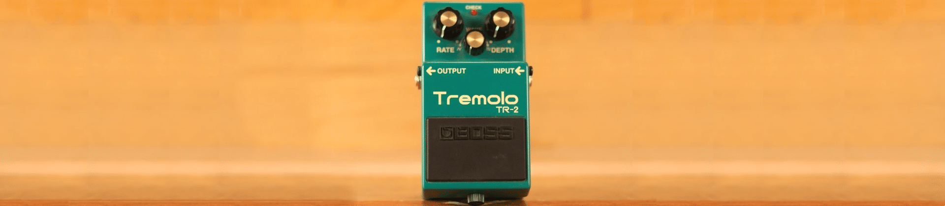 Best Tremolo Pedals Reviewed in Detail [Feb. 2020]
