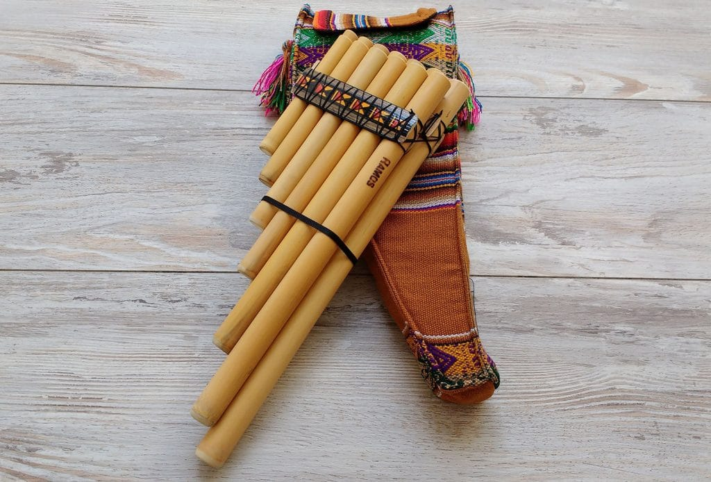 5 Amazing Pan Flutes - Create Your Own Folk Music