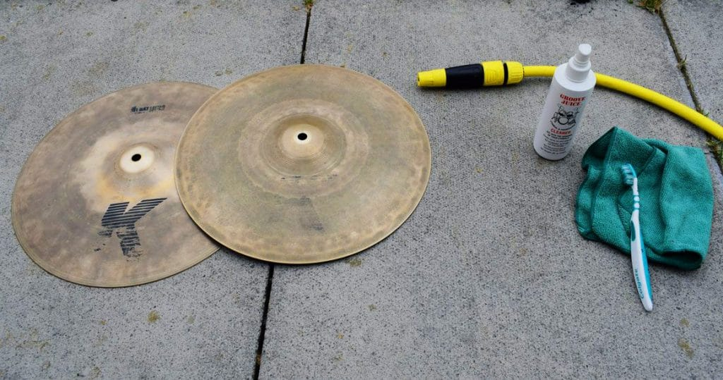 How to Clean Cymbals?