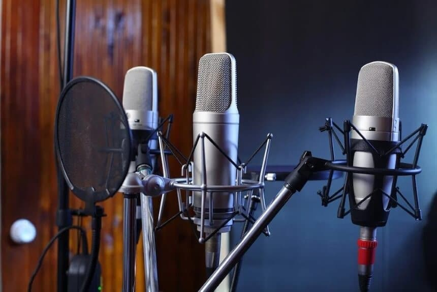 Different Types of Microphones and What They Are Used For