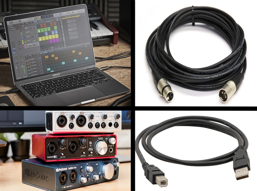 How to Connect Audio Interface to a Computer: Necessary Steps & Tools